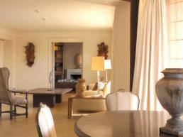 Imagen del salón de una vivienda particular. Proyecto de decoración por estudio de arquitectura e interiorismo Cristina Arechabala.