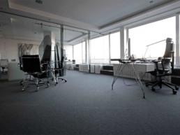 Imagen detalle de entorno de trabajo ideado y decorado por Cristina Arechabala.